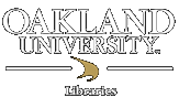 Oakland University Kresge Library Logo